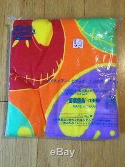 NOS vintage 1998 NIGHTMARE BEFORE CHRISTMAS shirt L Jack 90s anime Sally Disney