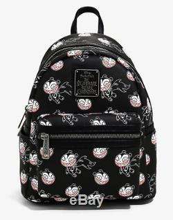 NWT Disney Loungefly Nightmare Before Christmas Scary Teddy Mini Backpack