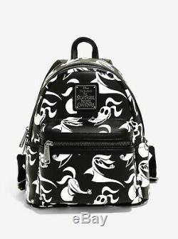NWT Disney Loungefly Nightmare Before Christmas Zero Mini Backpack