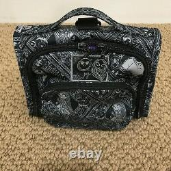 NWT Ju Ju Be B. F. F. / Mini B. F. F. Bundle Diaper Bag Nightmare Before Christmas
