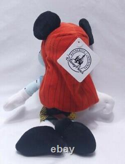 NWT Rare Disney Parks Minnie Mouse as Sally Nightmare Before Christmas Plush 11