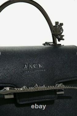 Nightmare Before Christmas Crossbody Bag Purse Jack Skellington Disney Loungefly