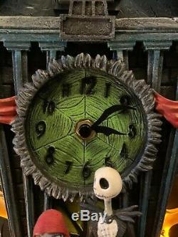 Nightmare Before Christmas Cuckoo Clock Rare