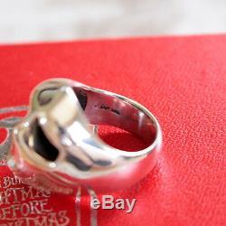 Nightmare Before Christmas Disney Japan Official Sterling Silver Ring Jack US7.5