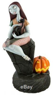 Nightmare Before Christmas Disney's Auctions Jack and Sally Big Figures LE 250
