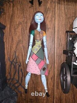 Nightmare Before Christmas Figure Lot DST Toys Disney Halloween Decoration