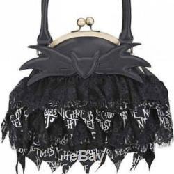 Nightmare Before Christmas Hand Bag h. Naoto Disney store Limited Tim Burton F/S