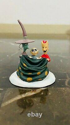 Nightmare Before Christmas Hawthorne Village Christmas Town Collection
