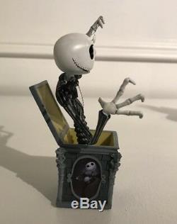 Nightmare Before Christmas Jack In The Box Full Set 6 Sally Oogie Lock Shock