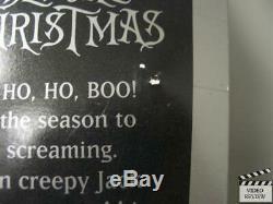 Nightmare Before Christmas Jack Skellington, 3 heads, poseable Applause, Sealed