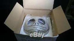 Nightmare Before Christmas Jack Skellington Porcelain Mask COA Disney New