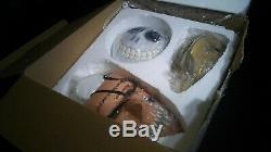 Nightmare Before Christmas Lock Shock Barrel Porcelain Masks Disney Brand New