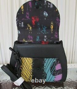 Nightmare Before Christmas Loungefly Sally Crossbody Bag & Wallet Disney NWT