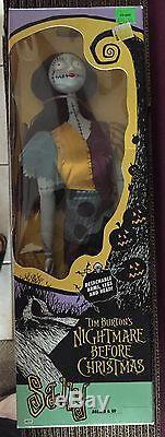 Nightmare Before Christmas Sally Boxed 1993 Hasbro