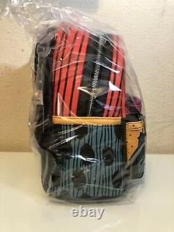 Nightmare Before Christmas Sally Cosplay Face Loungefly Mini Backpack