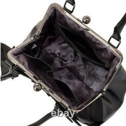 Nightmare Before Christmas Tote Hand Bag h. Naoto Disney store Tim Burton Gothic
