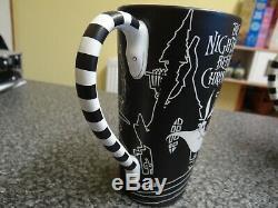 Nightmare before christmas NEW collector mugs set of 3