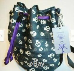Nwt Harveys Seatbelt Bag Disney Skulls Nightmare Before Christmas Park Hopper