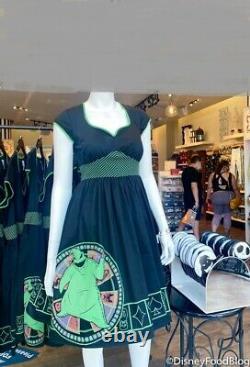 OOGIE BOOGIEDress ShopNIGHTMARE BEFORE CHRISTMASDisney ParksStoreNWT2020