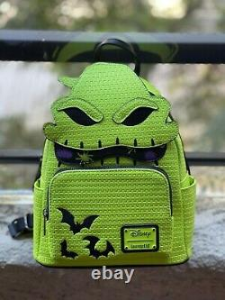 Oogie Boogie Loungefly mini Backpack Disney Parks Nightmare Before Christmas NWT