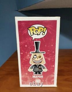 Original Disney Store Mayor Funko Pop! Nightmare Before Christmas OG