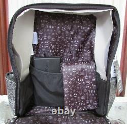 Petunia Pickle Bottom Nightmare Before Christmas Diaper Bag Backpack School NWT