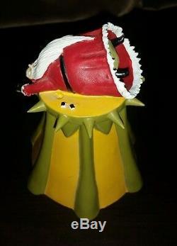 RARE Disney Lava lamp 2001 Nightmare Before Christmas Xmas box NECA oogie jack
