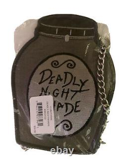 RARE Harveys Sally Nightmare Before Christmas NBC Deadly Nightshade Coin Purse