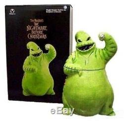 RARE The Nightmare Before Christmas OOGIE BOOGIE CERAMIC COOKIE JAR Disney Store