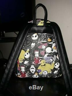 Rare Nightmare before Christmas Loungefly Backpack