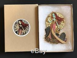 Sally Fantasy Disney Pin LE60 Deco Dames Nightmare Before Christmas