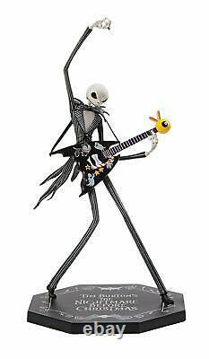 Sega Disney Nightmare Before Christmas Jack Skellington Guitar Premium Figure