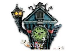 The Nightmare Before Christmas Cuckoo Clock