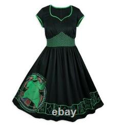 The Nightmare Before Christmas Disney Dress Shop Oogie Boogie Dress for Women L