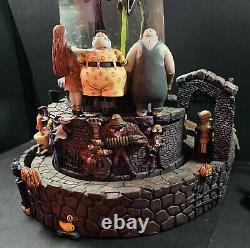 The Nightmare Before Christmas Musical Light Up Snow Globe