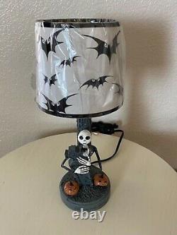 The Nightmare Before Christmas NECA Jack Table Lamp Rare