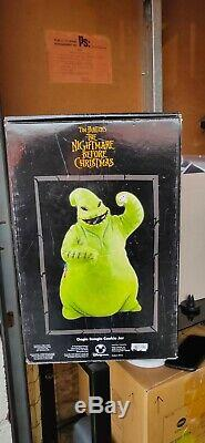 The Nightmare Before Christmas OOGIE BOOGIE COOKIE JAR From The Disney Store