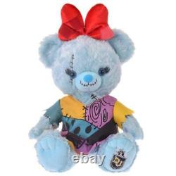 The Nightmare Before Christmas Sally UniBEARsity Plush Toy Disney Store Limited