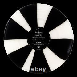 Tim Burton Nightmare Before Christmas Swirl Vinyl 12 Lp Limited Mondo Disney