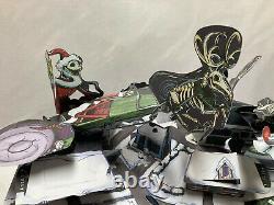 Tim Burton's Nightmare Before Christmas Limited Ed. Pop-Up by Matthew Reinhart