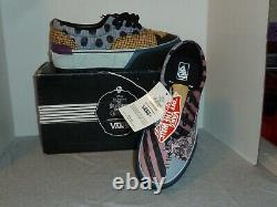 Vans X The Nightmare Before Christmas Era Stacked Sally Men's Size 9/womans 10.5