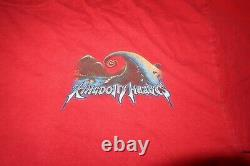 Vintage Kingdom Hearts Video Game T Shirt 2002 Nightmare before Christmas Large