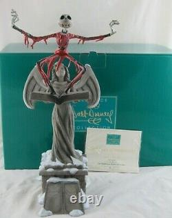 WDCC Jack's Back Jack Skellington from The Nightmare Before Christmas Box COA