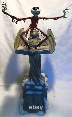 WDCC Jack's Back Jack Skellington from The Nightmare Before Christmas COA