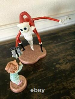 WDCC Nightmare Before Christmas! Jack Skellington&Timmy A Ghoulish Gift-COA