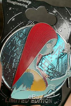 WDI Disney Sally Profile Pin Heroine Sally Nightmare Before Christmas LE 250 Pin