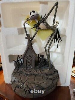 Walt Disney Gallery Nightmare Before Christmas Jack Skellington Figurine